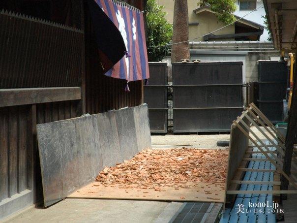 京都 壬生寺 節分 護摩焚 壬生狂言 ほうろく割 焙烙割 大念仏