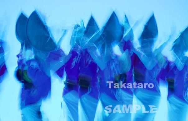 Takataro 個展 青く透明な記憶