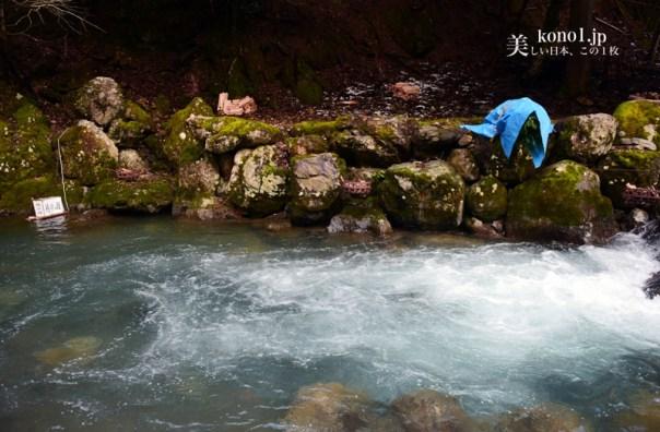 福井県小浜市 お水送り 鵜の瀬 送水神事 送水文奉上 水切り神事 護摩壇