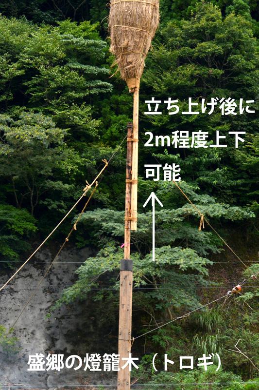 美山 盛郷 上げ松 画像