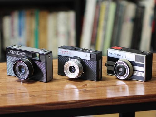 ロシア・東欧のカメラ