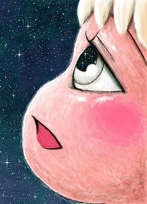 悠久の時を思う時、人は星を見上げる……。「銀河の」というタイトルからして、壮大な物語が予見されるというものだ。