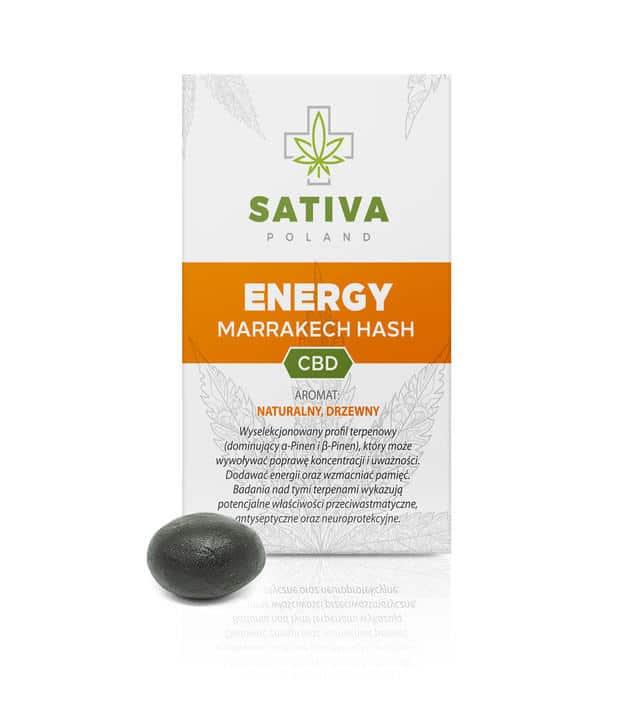 Hash CBD - Sativa Poland - ENERGY Marrakech 25%