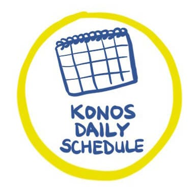 ABOUT - Daily Schedule
