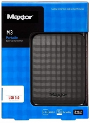 Maxtor M3 Portable (HX-M201TCB/GM)