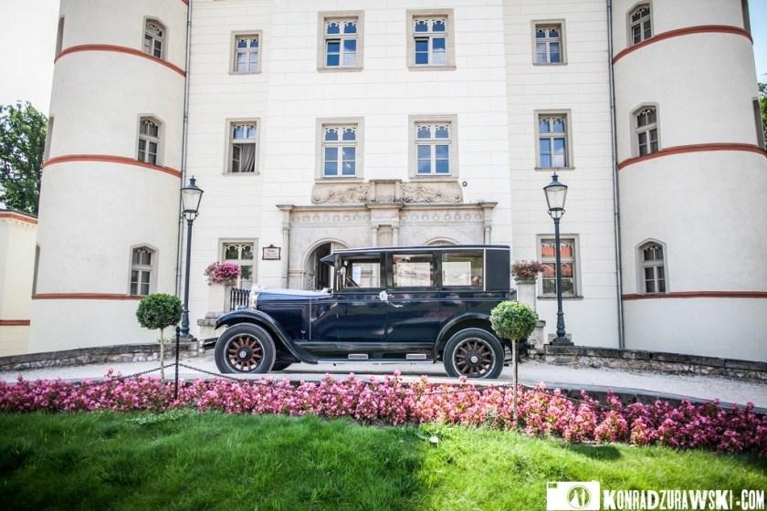 Pałac Wojanów to wyjątkowe miejsce na ślub   Fotograf Konrad Żurawski