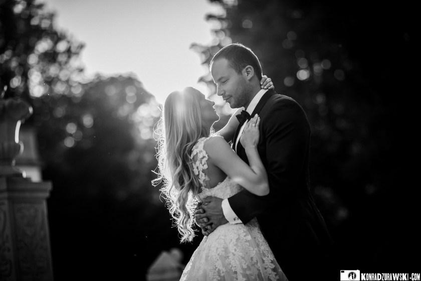 Prawdziwa miłość, która pokona wszelkie przeciwności losu - Magda i Marcin | Plener ślubny