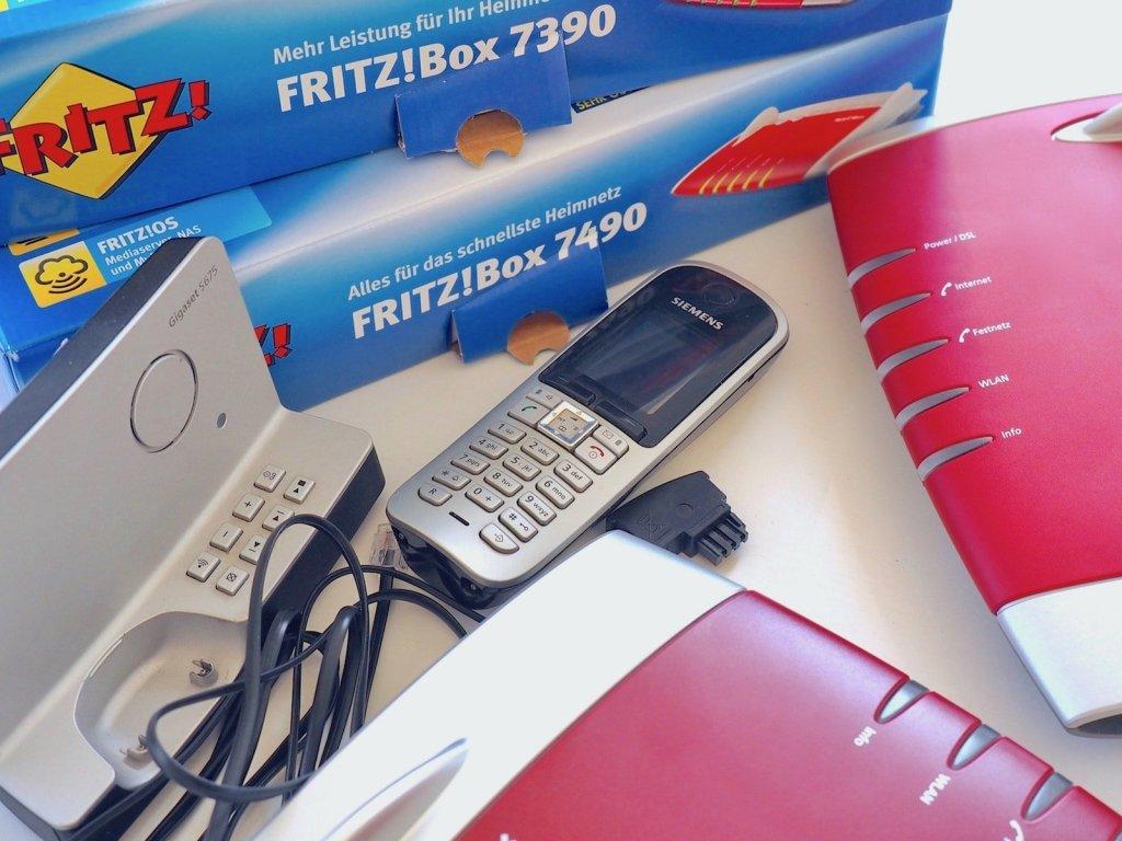 Fritz!Box Router via Telefon resetten   Foto: konsensor.de