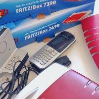FRITZ!Box via TAE auf Werkseinstellung zurücksetzen