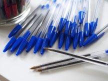 BIC Kugelschreiber Cristal Medium | Foto: konsensor.de