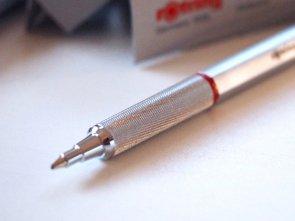 rOtring rapid Pro Kugelschreiber | Foto: konsensor.de