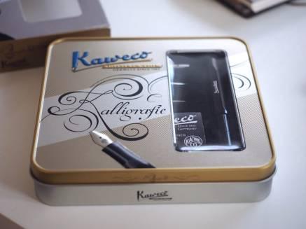 Kaweco Sport Classic Kalligrafie-Set | Foto: konsensor.de