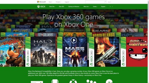 Xbox BC