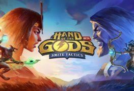 Hi-Rez Studios ogłosiło wystartowanie zamkniętej bety ich nadchodzącego projektu - Hand of the Gods