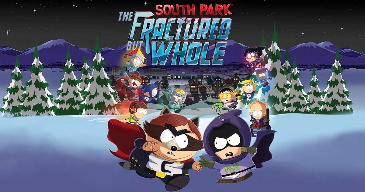 Recenzja South Park The Fractured But Whole Ps4 Konsolowe Info