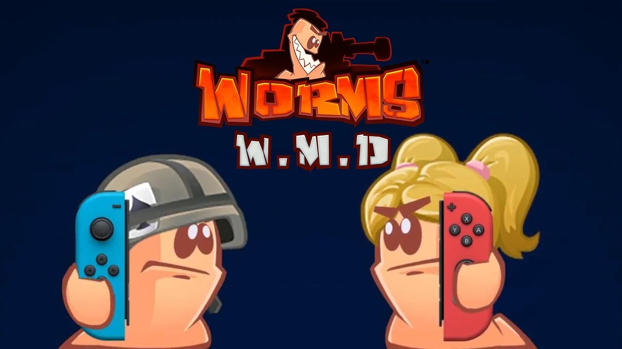 worms wmd Worms W.M.D.