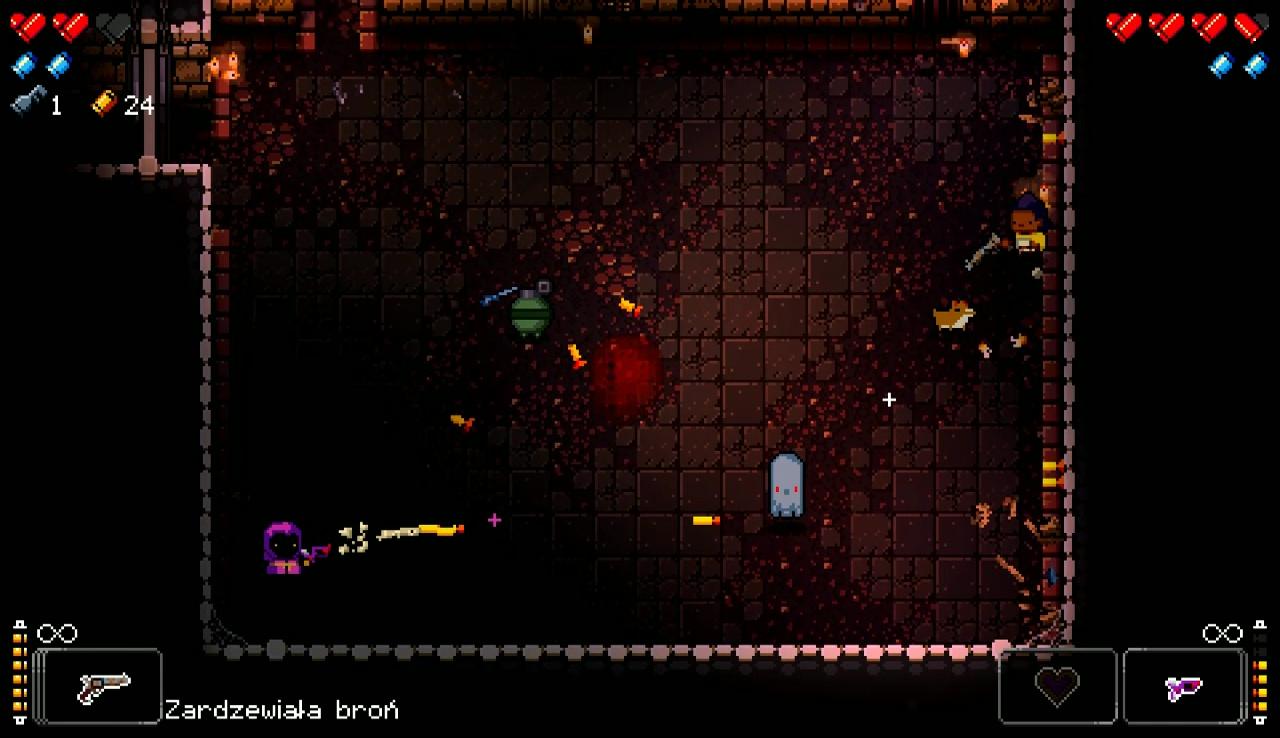 Recenzja: Enter the Gungeon (Switch) | Konsolowe info