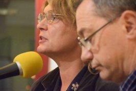 Inka Bach, Michael Wäser (Foto: Susanne Riedel)