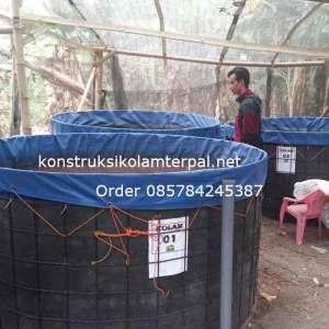 Jual Kolam Terpal Lengkap Jakarta