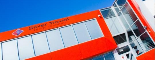 silver trowel