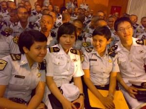 Korea Maritime University kunjungan ke STIP di Indonesia lho
