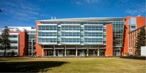 Butterdome, Universiade Pavilion