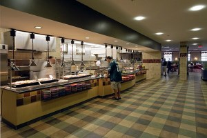 IUP canteen