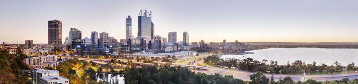 Kota Perth, Rumah dari APSI