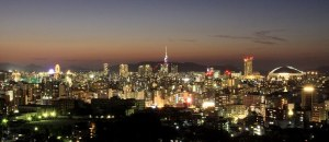 Night-View-of-Fukuoka-City