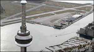 canadian flyers international toronto city airport