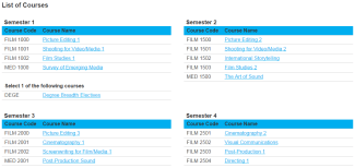 Film and Media Production 1