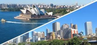 Melbourne vs Sydney2