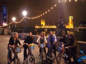 biking-in-london