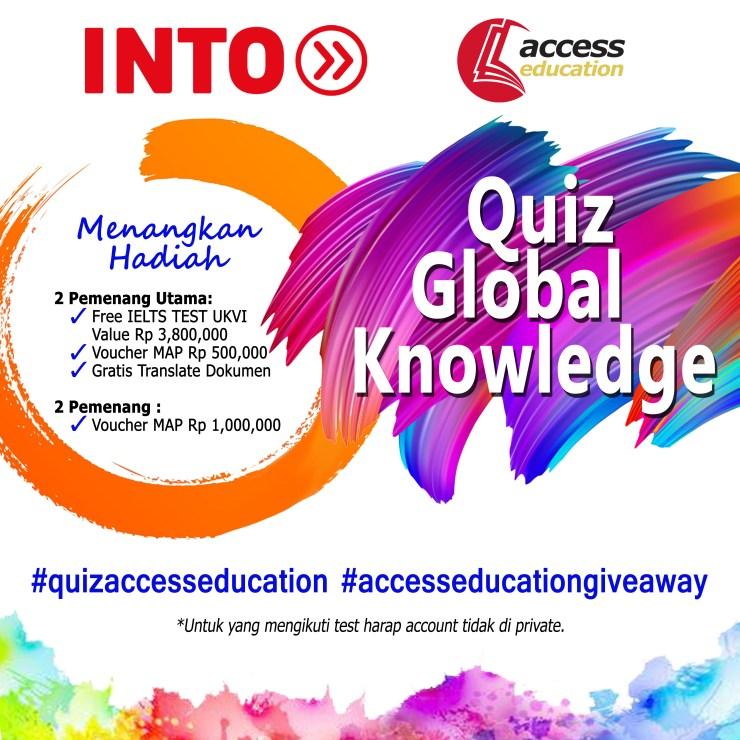 INTO Quiz - Access