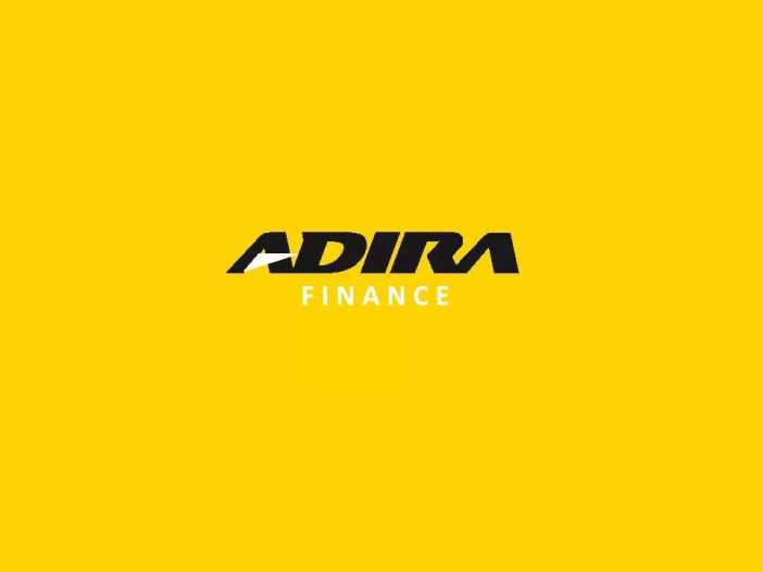 Kredit Motor Adira Finance brosur