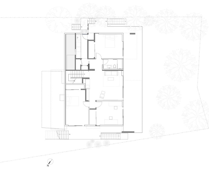 A1.26 Lower Floor Plan _ Layout