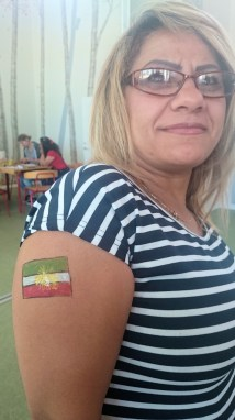 Lejrtur 2015 - Regnbuecaféen for kvinder, hos Narges