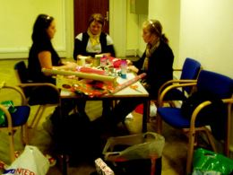 juleaften i Borgerforeningen 2007