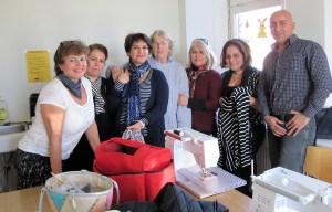 Sy-stue @ Frivilligcenter sydfyn, Kontakt mellem Mennesker   Svendborg   Danmark