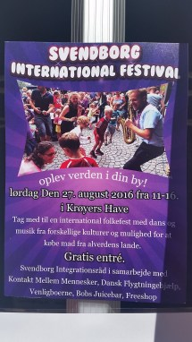 Svendborg Internationale Festival 2016