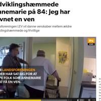 Har du lyst til at gøre en forskel som LEV-ven i Svendborg?