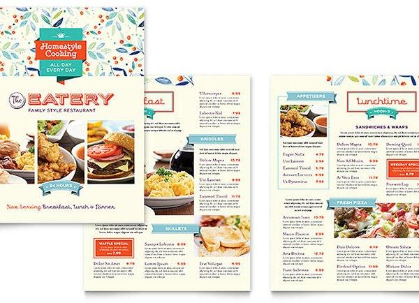 menu restoran bidang makanan jasa desain grafis kontenesia
