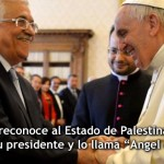 Francisco y la causa Palestina