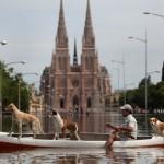 Inundaciones: countries privados y descontrol ambiental