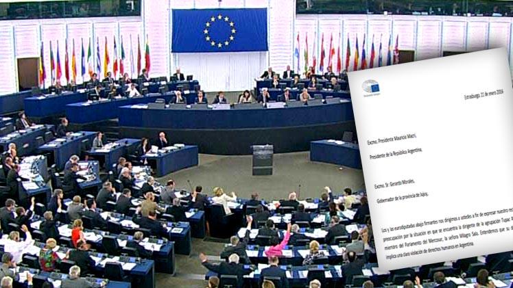 ParlamentoEuropeo-MilagroSala