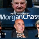 Prat Gay, Cavallo y Martínez de Hoz, títeres de JP Morgan Chase de la Banca Rockefeller