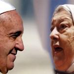Hebe de Bonafini confirmó que se reunirá con el Papa Francisco. Sería este 27 de mayo