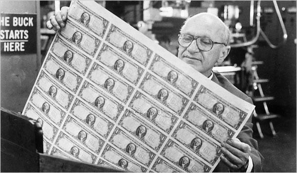 Milton-Friedman-teoría