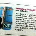 Así aprieta Clarín a su periodista, quien luego publicó una dura respuesta