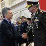 Peligroso: Macri da autonomía a las FFAA, modificando un decreto de Alfonsín